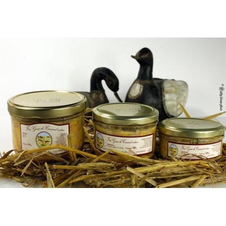 Foie gras entier au naturel - 100g