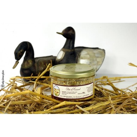 Pâté de canard (50% foie gras) - 100g