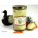 Confit de cuisses (2-3 parts) 650g env.